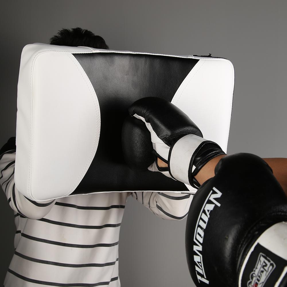 PU Kick Boxing Pad Taekwondo Equipment Focus Target Punching Bag Fitness Sandbag