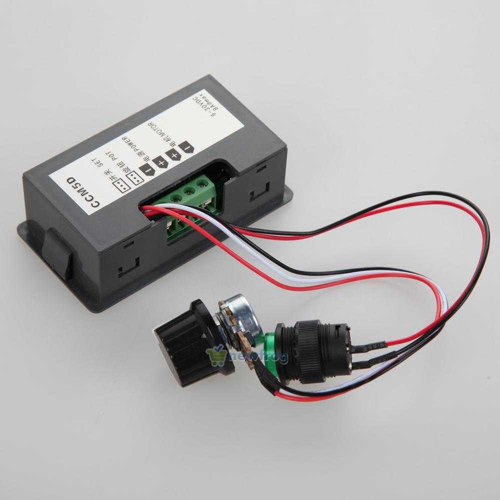 Motor Regulator Motor Speed Control Controller Digital