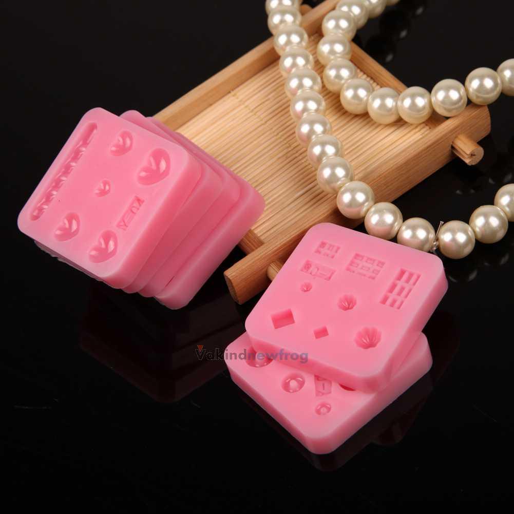 13pcs fashion diy 3d nail art silicone mold acrylic for 3d acrylic nail art mold diy decoration