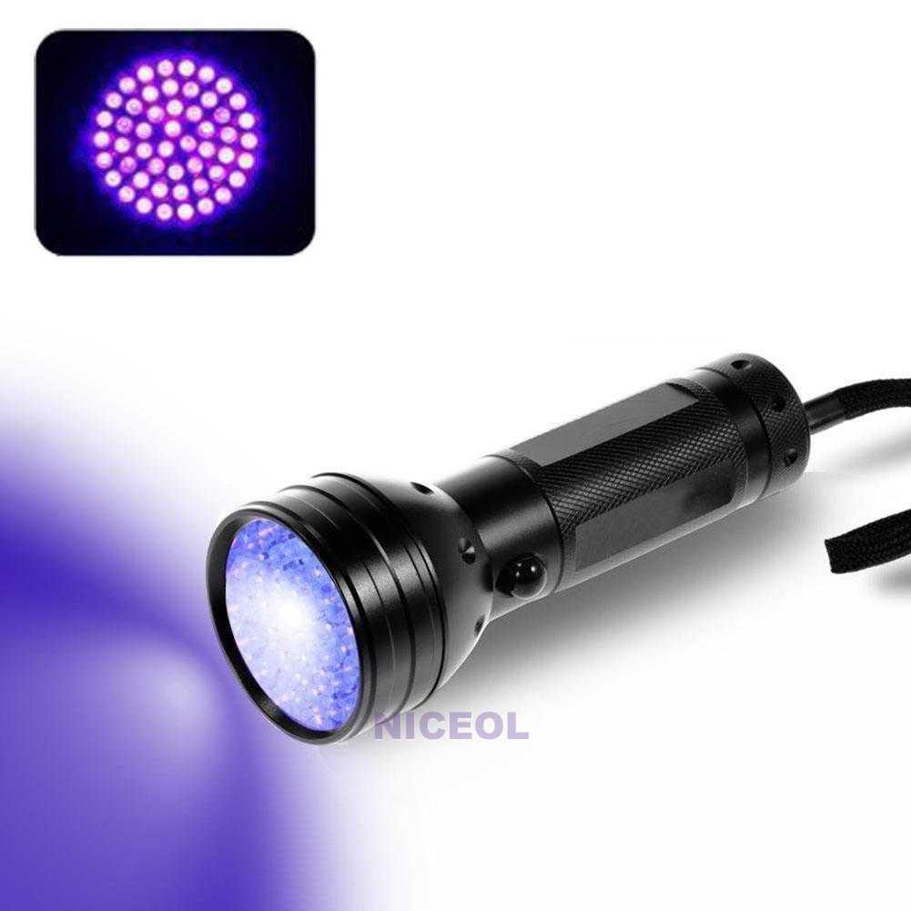 51 Uv Led Scorpion Detector Hunter Finder Ultra Violet