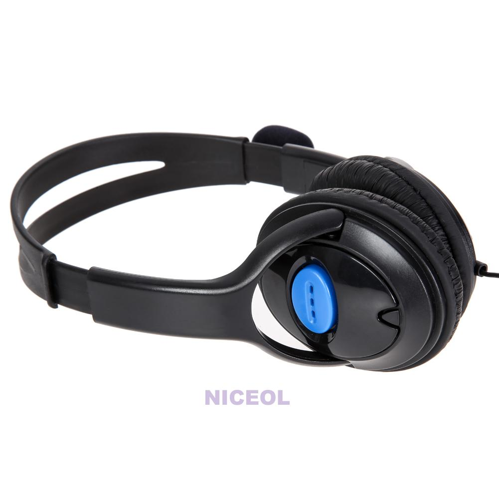Wired Gaming Headset Headphones with Microphone for Sony PS4 PlayStation 4 PC | eBay