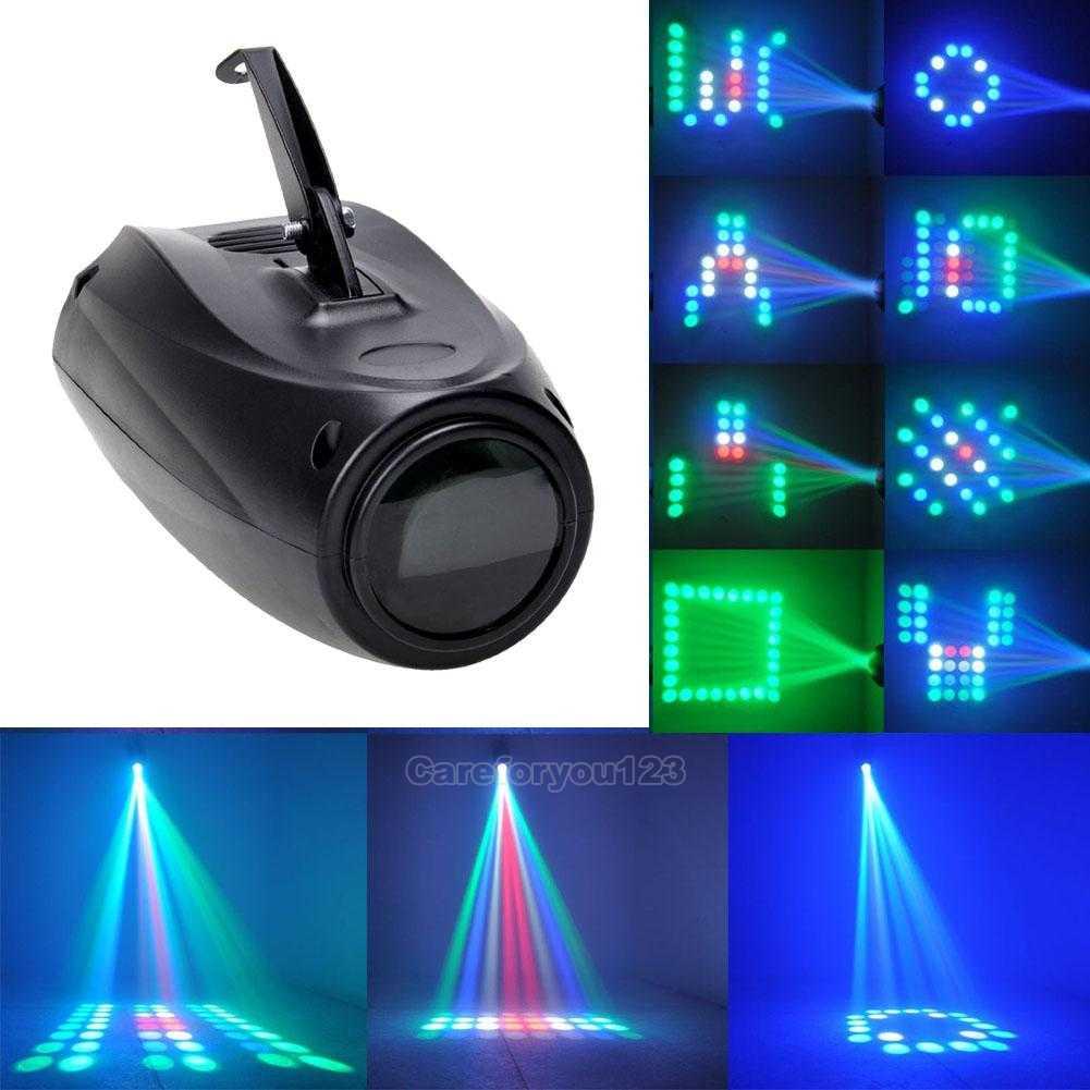 64 rgb led stage light bar lighting laser projector party club dj lamp effect ebay. Black Bedroom Furniture Sets. Home Design Ideas