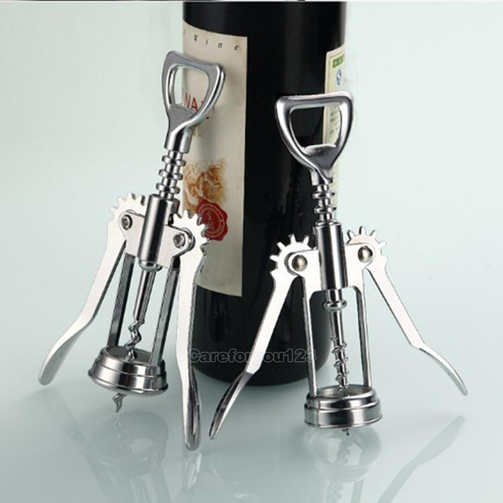 Visol Josset Stainless Steel Double Jigger With Handle 2 Pack Silver